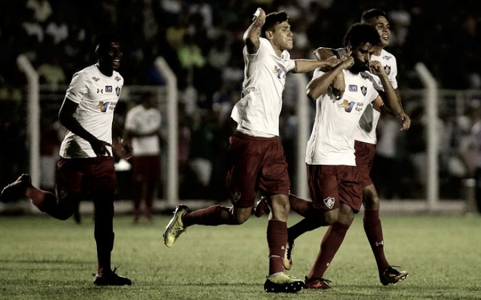 Alívio: Renato Chaves marca no fim, Fluminense elimina Caldense e avança na Copa do Brasil