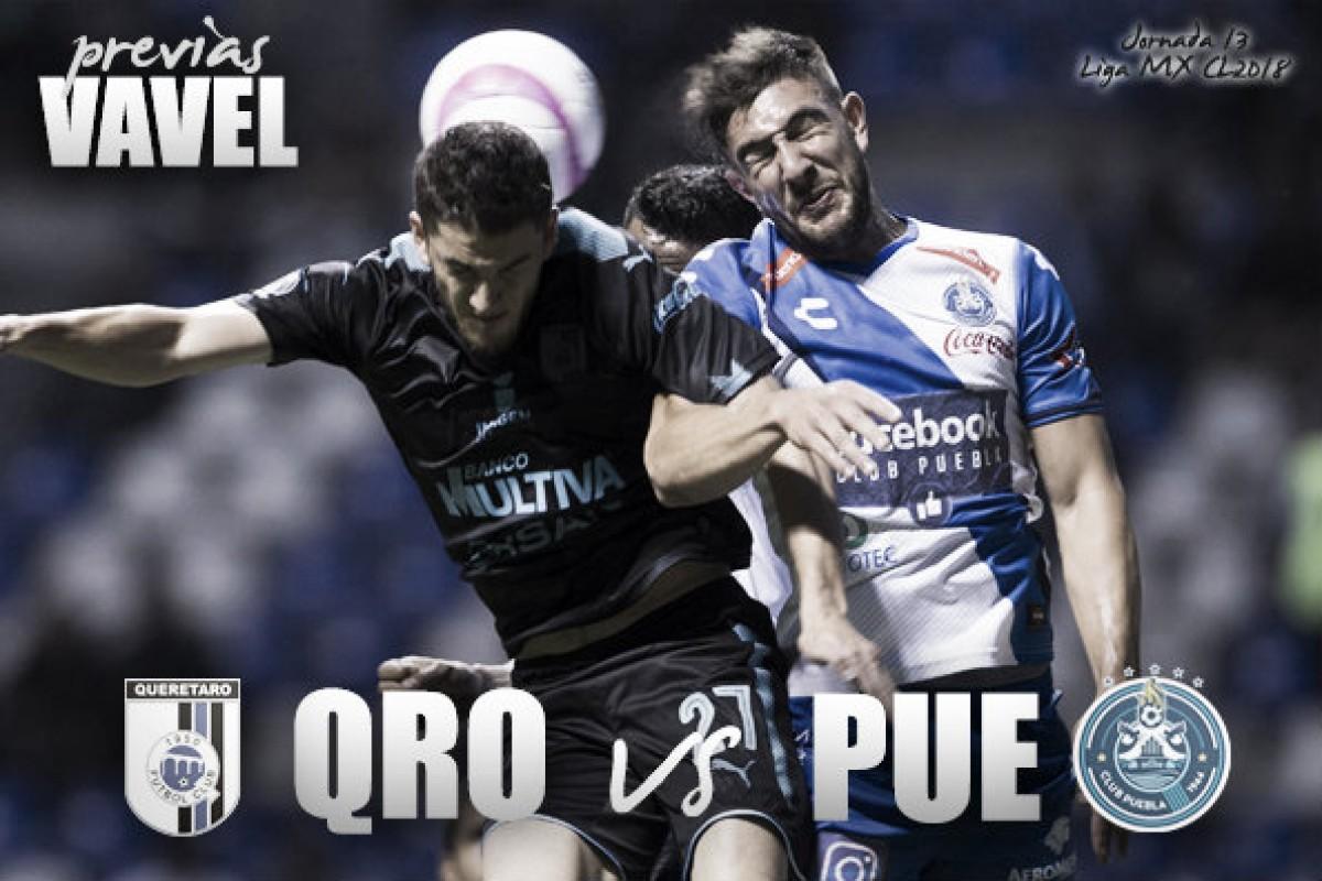 Previa Querétaro – Puebla: el viacrucis de la salvación