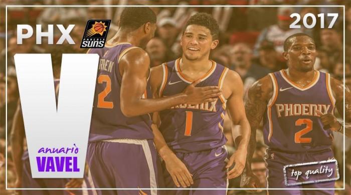 Anuario VAVEL Phoenix Suns 2017: atardece en Arizona