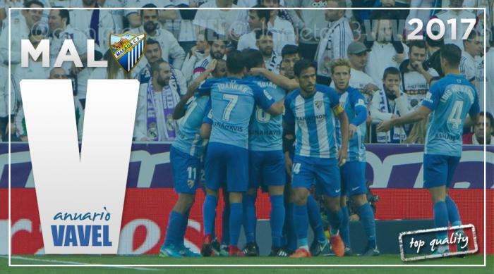Anuario VAVEL Málaga CF 2017: el proyecto de Al-Thani se desmorona