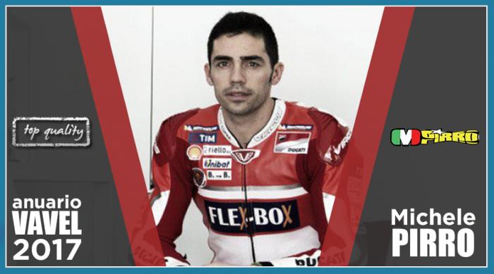 Anuario VAVEL MotoGP 2017: Michele Pirro, tranquilidad y constancia