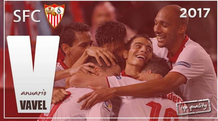 """Anuario VAVEL Sevilla FC 2017: fin de la """"era Monchi"""" y un nuevo comenzar"""