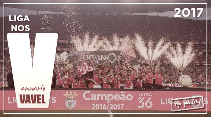 """Anuario VAVEL Liga NOS 2017: """"las Águilas"""" reinan por cuarto año consecutivo"""