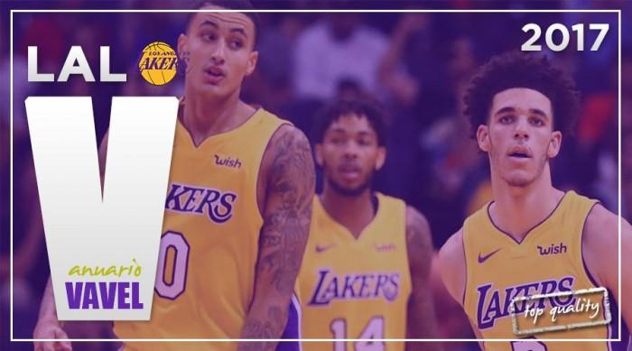 Anuario VAVEL Los Angeles Lakers 2017: el camino hacia la cima