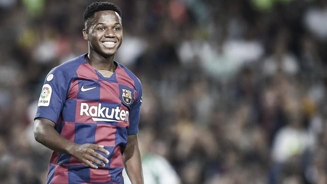¿Es bueno para Ansu Fati ir al Mundial Sub-17?