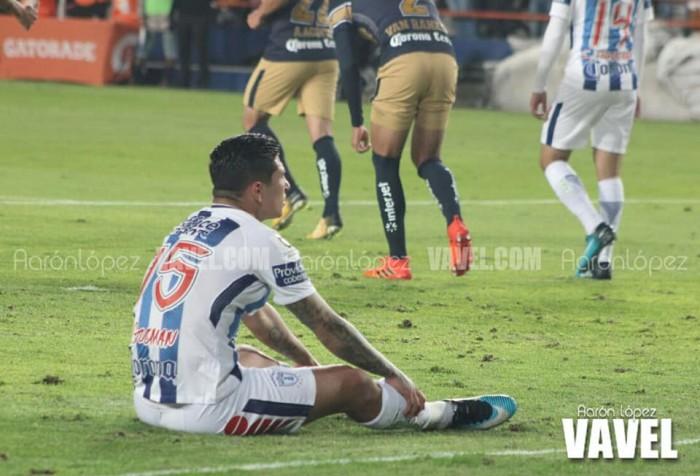 Los Tuzos pierden en su debut ante Pumas