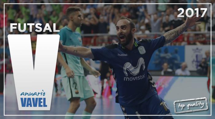Anuario VAVEL Fútbol Sala 2017: dominio manifiesto de Inter