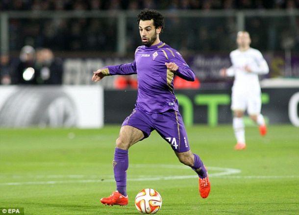 Scatto Inter: Salah rompe con la Fiorentina, Jovetic e Perisic si avvicinano