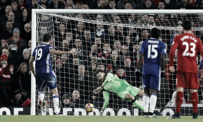 Premier League - Conte esce indenne da Anfield: 1-1 tra Liverpool e Chelsea