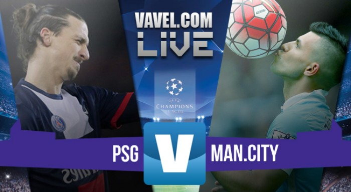 Paris Saint Germanin - Manchester City in Champions League 2016 (2-2): pari show a Parigi