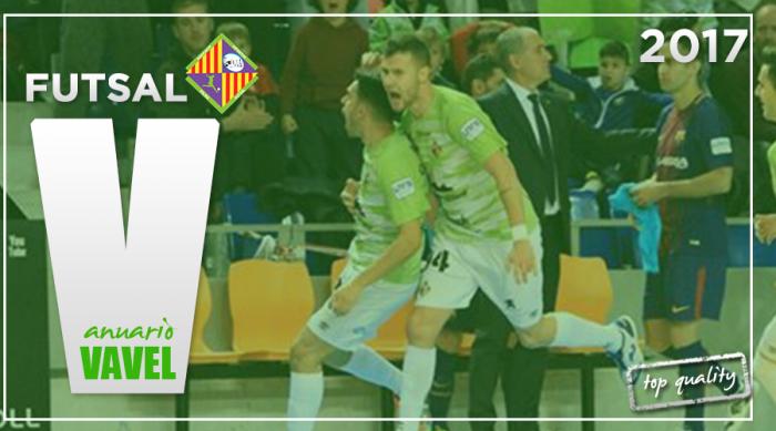 Anuario VAVEL 2017: Palma Futsal, afianzando el cambio