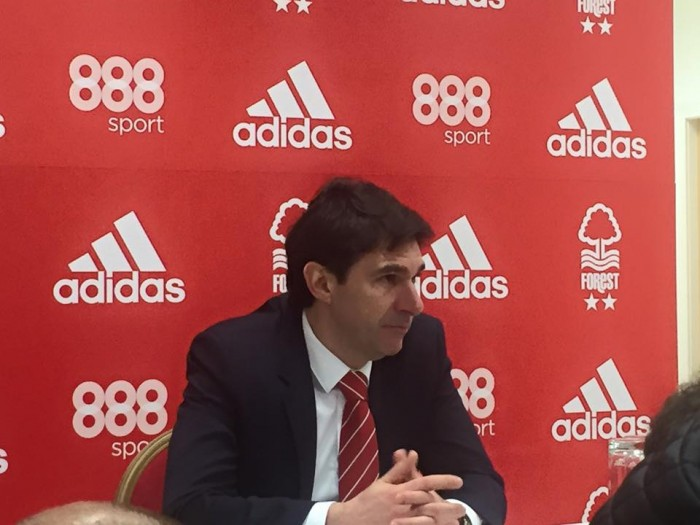 Aitor Karanka suggests there will be plenty of transfer movement at Nottingham Forest this month