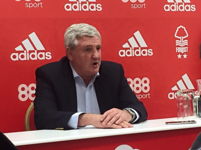 Steve Bruce full of praise for his side after a battling victory against Nottingham Forest