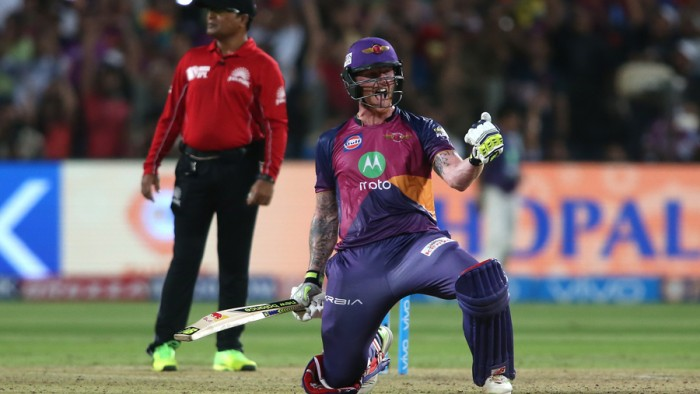 IPL: Ben Stokes blasts unbeaten century as Supergiant defeat the Lions in Pune