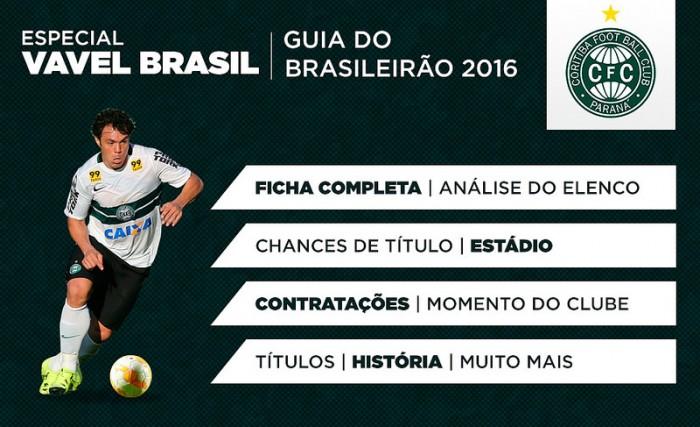 Coritiba 2016: com elenco limitado, clube aposta na boa campanha do estadual para sequência da temporada