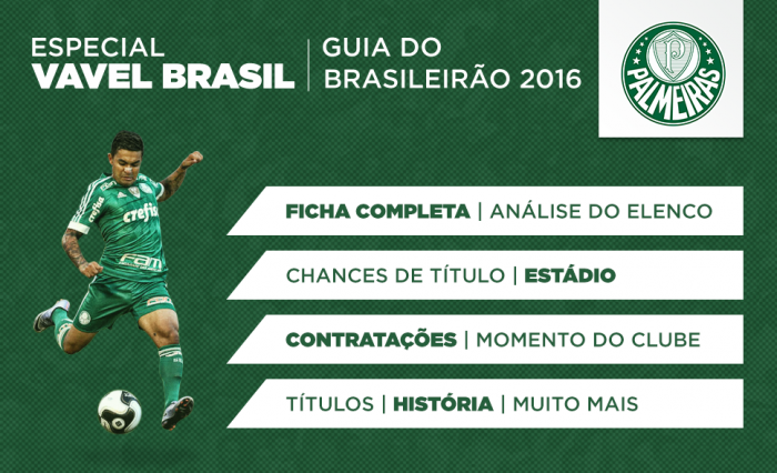 Palmeiras 2016:aposta em Cuca para deixar resultados negativos para trás e conquistar o Brasileirão