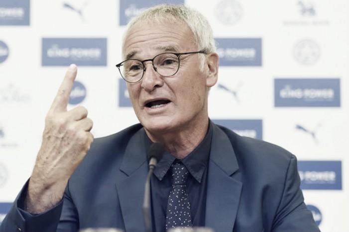 """Ranieri: """"Sacamos un punto, pero queríamos más"""""""