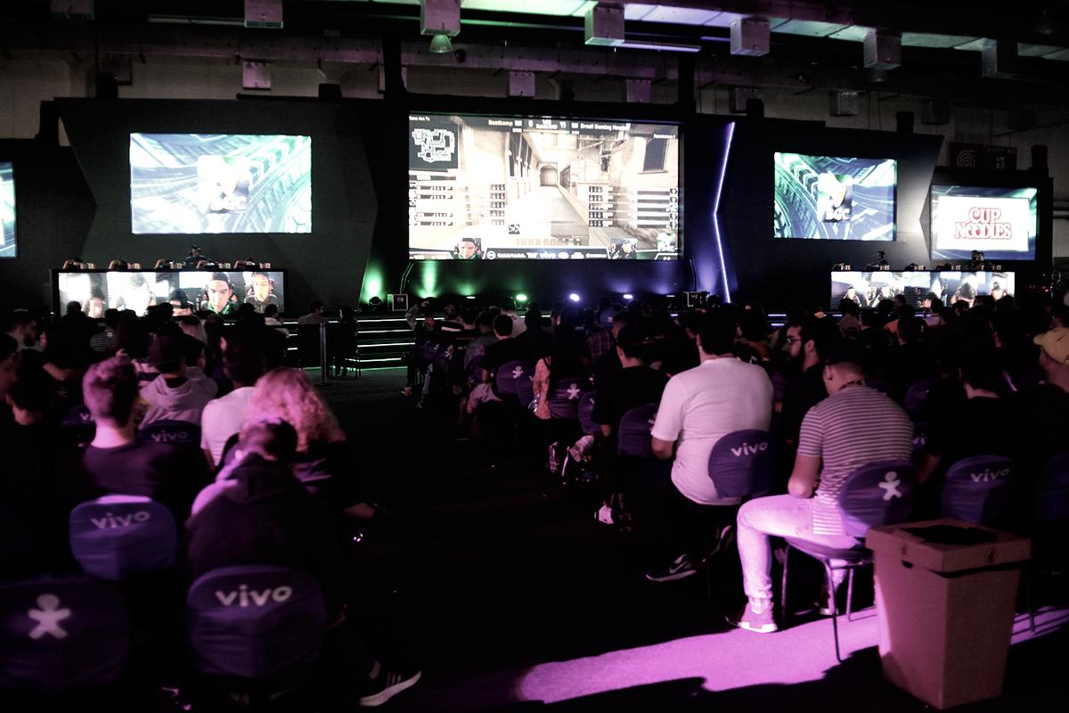 Brasil Game Showanuncia campeonatos masculino e feminino de CS:GO