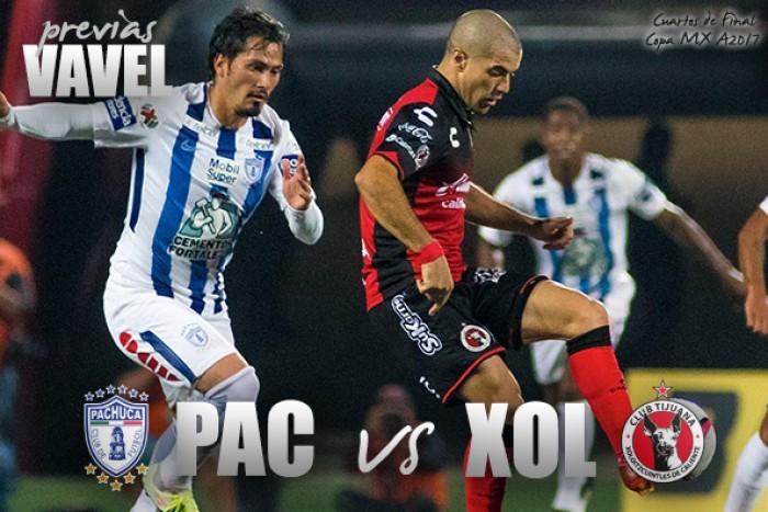 Pachuca destrozó a Xolos y se metió a semis de Copa MX