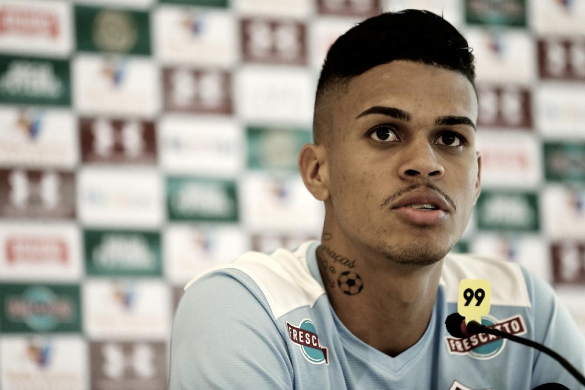 Segurança e gol: Richard tem papel importante no Fluminense e 'realiza sonho' em balançar a rede