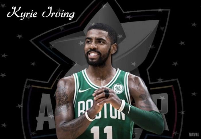 Guía NBA VAVEL All-Star 2018: Kyrie Irving, de superestrella a líder