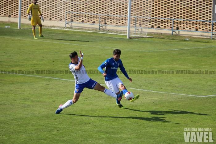 CD Alcoyano - Ontinyent CF: lo mejor se dejó para el final