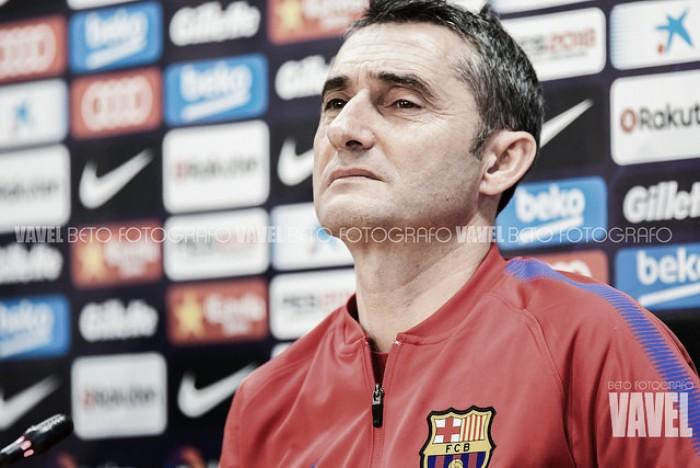 Ernesto Valverde, posible hombre récords en Can Barça