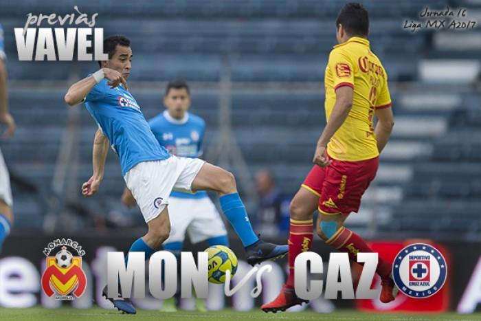 Previa Monarcas Morelia - Cruz Azul: necesidades reviven rivalidades