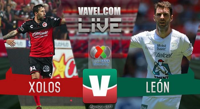 Resumen y goles del Xolos de Tijuana vs León en Liga MX 2017 (2-1)