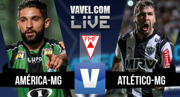 Resultado América-MG x Atlético-MG na final do Campeonato Mineiro (2-1)
