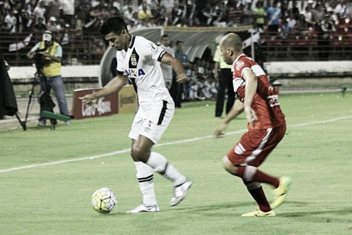 Com vantagem do primeiro jogo, Vasco da Gama encara CRB para seguir na Copa do Brasil