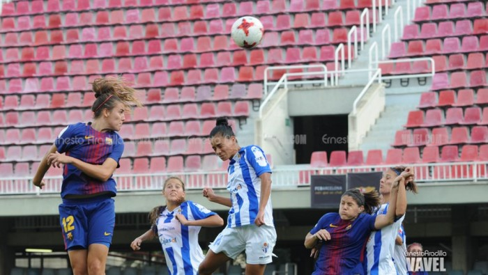 Liga Iberdrola week 8 review: Sociedad claim first point of the season