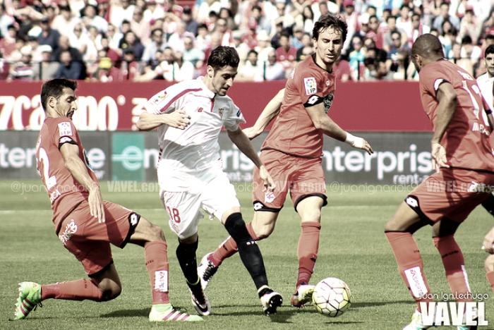 Previa Sevilla FC - Deportivo de la Coruña: Marcucci debutará en Liga
