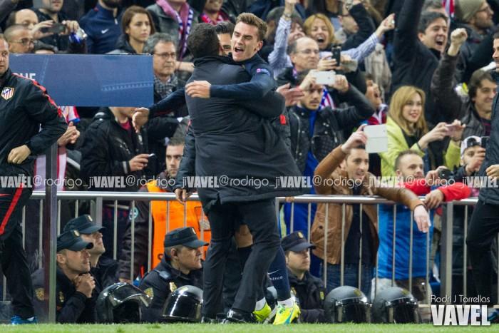 """Griezmann: """"Simeone me transformó. Ahora corro más y es un placer defender en mi área"""""""