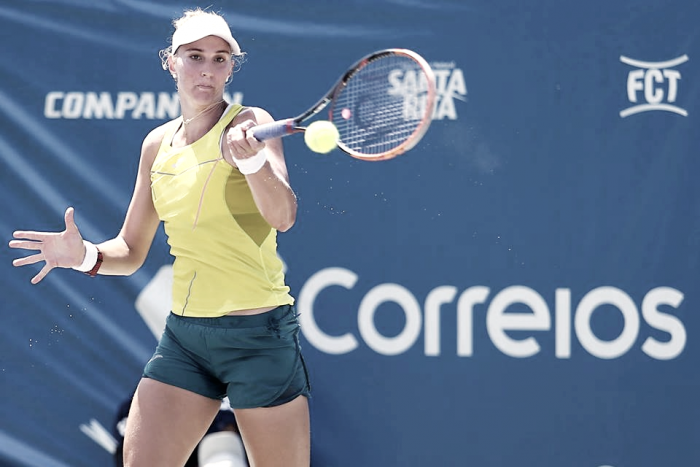 Brasil é superado pelo Paraguai na final do Zonal da Fed Cup