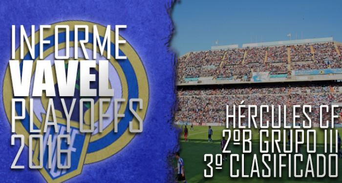 Informe VAVEL Playoffs 2016: Hércules CF