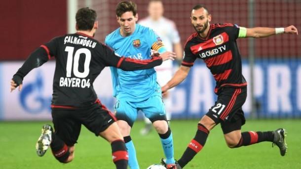 Champions League, Il Bayer Leverkusen spreca l'impossibile e va fuori: 1-1 con il Barcellona