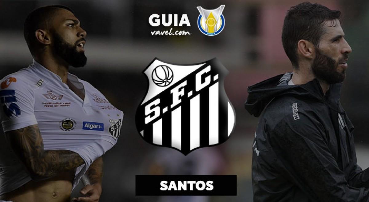 Guia VAVEL do Brasileirão 2018: Santos