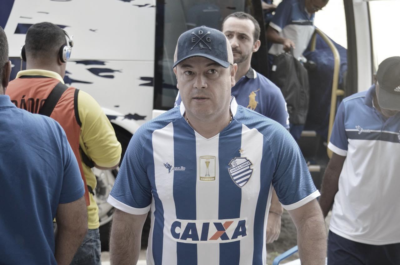 CSA divulga nota oficial e confirma saída de Fabiano Melo como diretor de futebol