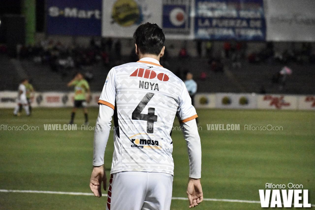 Rodrigo Noya, nuevo jugador rojiblanco
