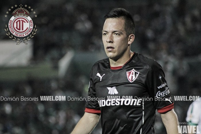Rodrigo Salinas, primer refuerzo de los 'Rojos' para el Clausura 2017