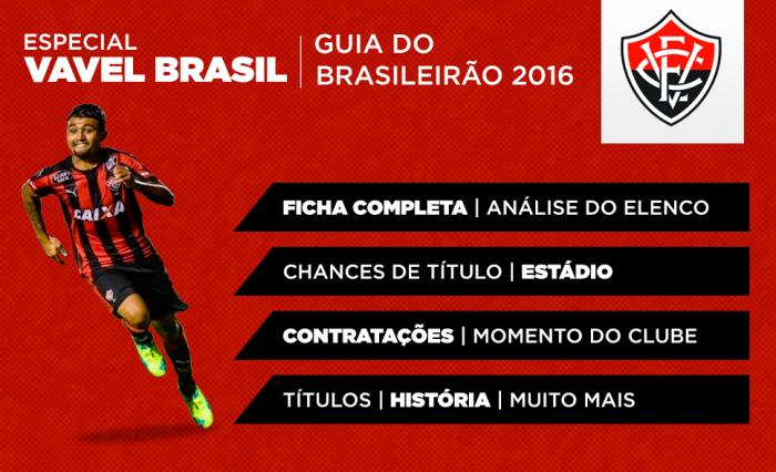 Vitória 2016: retornando à Série A, Kieza e Marinho lideram o esquadrão baiano no Brasileirão