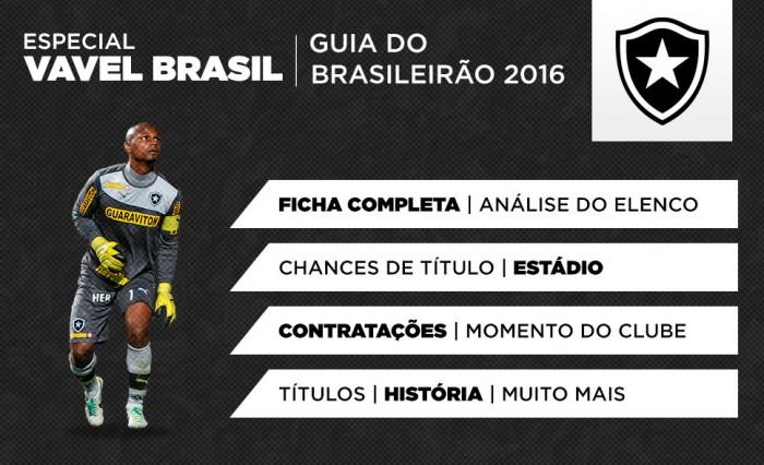 Botafogo 2016: muitas apostas e pouco investimento no retorno à Série A