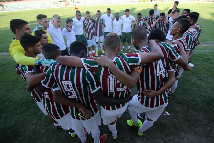 Radar da base: os atletas de Xerém que podem ser aproveitados pelo Fluminense em 2018