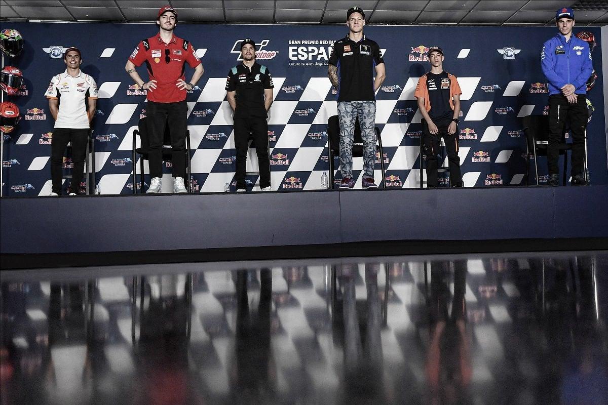 Rueda de prensa del Gran Premio Red Bull de España 2021