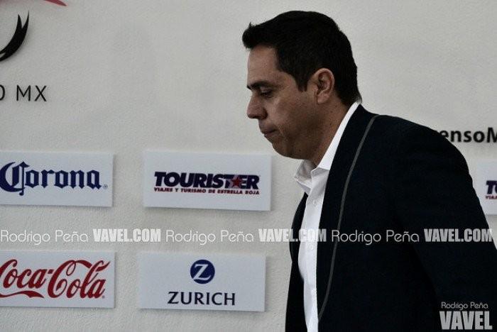 Miguel Fuentes, fuera de Lobos BUAP