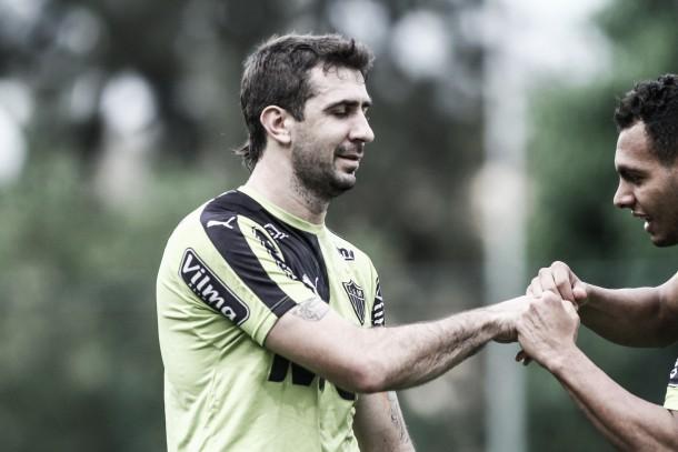 Lucas Pratto diz que vice-campeonato é obrigação no Atlético-MG