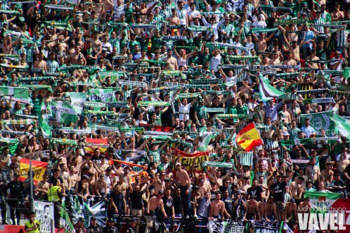 Sevilla - Real Betis: puntuaciones Real Betis, jornada 35