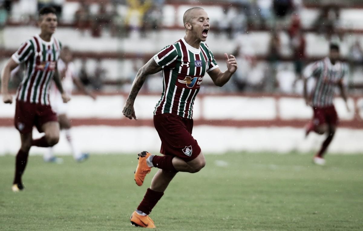Notas: Marcos Jr brilha e Fluminense goleia Bangu na estreia da Taça Rio