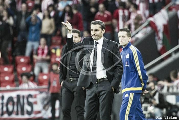 """Valverde: """"Mi idea es mantener el plan sobre los porteros"""""""